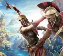 Kassandra e Alexios sono i due protagonisti di Assassin's Creed Odyssey