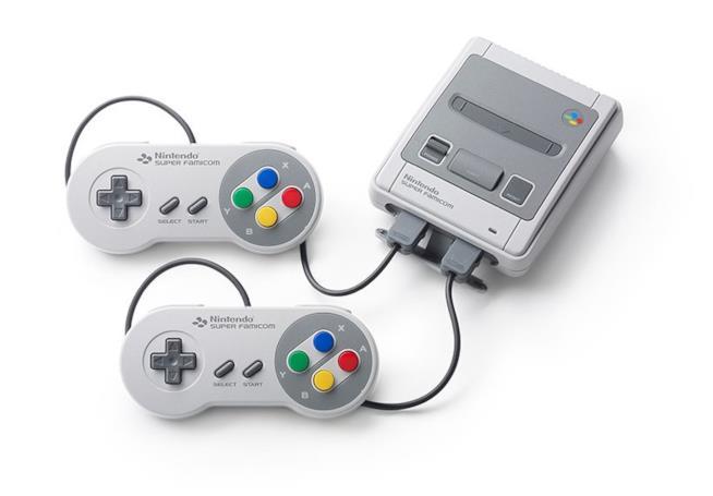 Super Nintendo Mini in uscita il 29 settembre