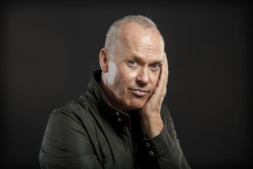 L'attore Michael Keaton