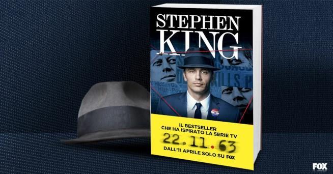 La copertina della nuova edizione del romanzo, in uscita il 12 aprile
