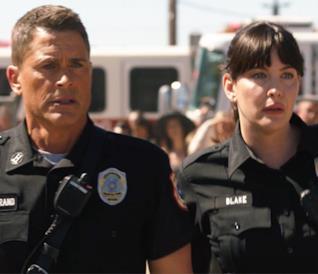 911: Lone Star, un'immagine dalla serie