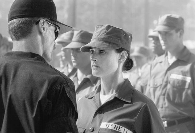 Viggo Mortensen e Demi Moore nel film