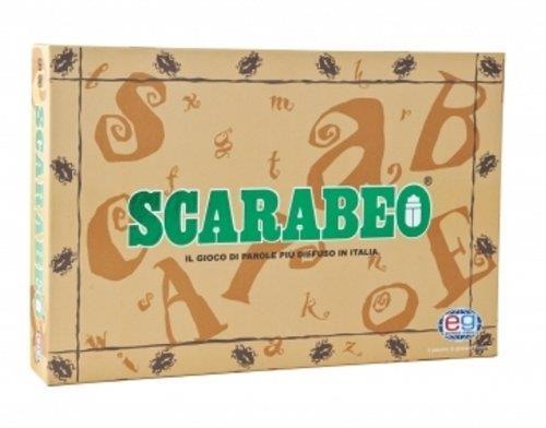 Scarabeo, la confezione base