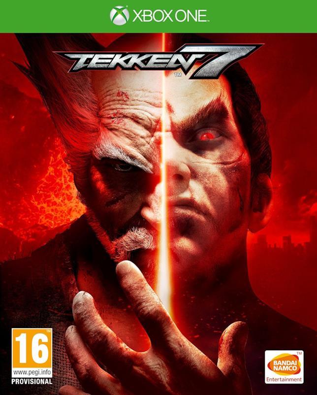 Packshot di Tekken 7 per Xbox One