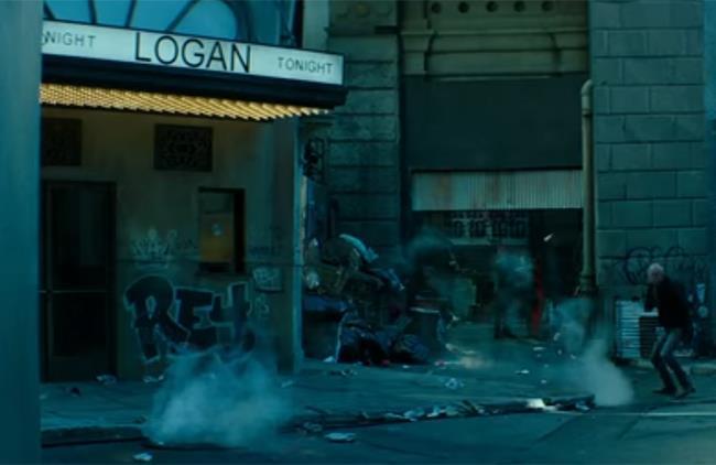 Deadpool 2: il cinema dove viene proiettato Logan