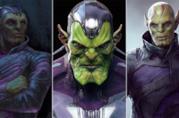 Talos e gli Skrull in Captain Marvel