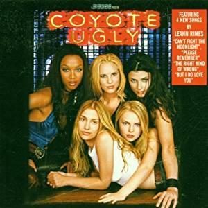 La copertina della colonna sonora de Le ragazze del Coyote Ugly