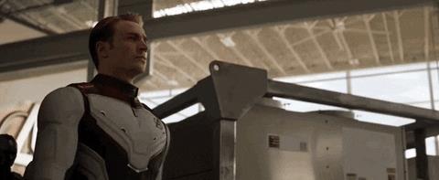 I Vendicatori pronti ad affrontare i viaggi nel tempo, nel film Avengers: Endgame