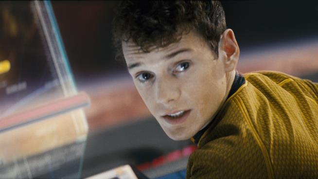 Anton Yelchin: Star Trek