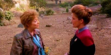 Star Trek Voyager: Amelia Earhart