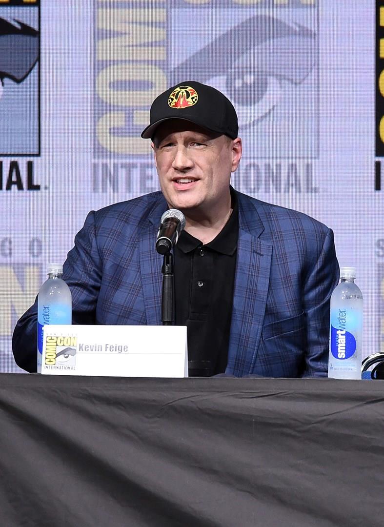 Kevin Feige al Comic Con