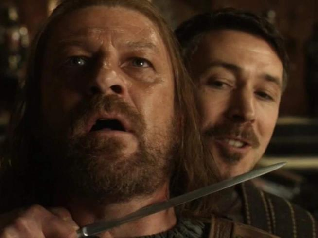 GoT 1: Ned Stark e Ditocorto