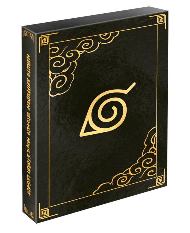 Naruto Ultimate Ninja Storm Legacy in uscita su PS4, Xbox One e PC