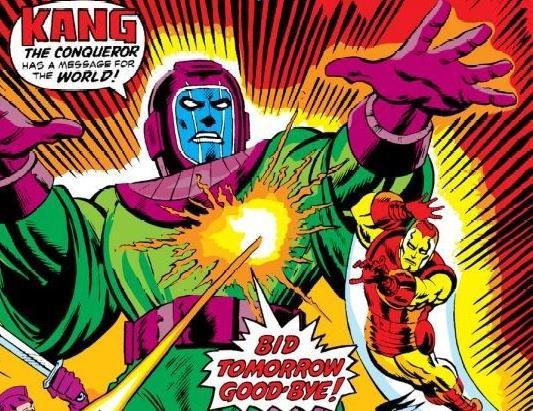Cover di Avengers #129