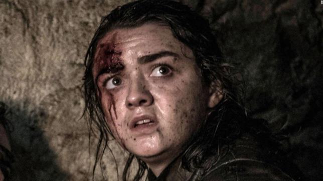 Arya Stark insanguinata