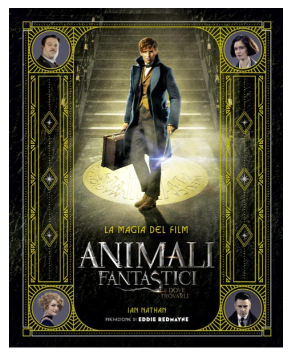 La copertina di La magia del film