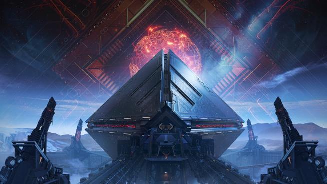 La prima immagine del secondo DLC di Destiny 2