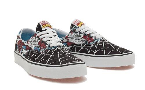 Le scarpe dedicate a Spider-Man