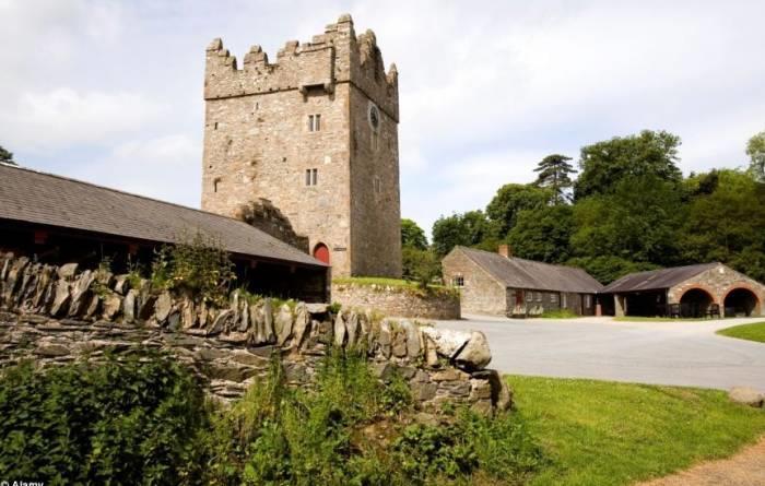 Il Castello di Ward è Grande Inverno