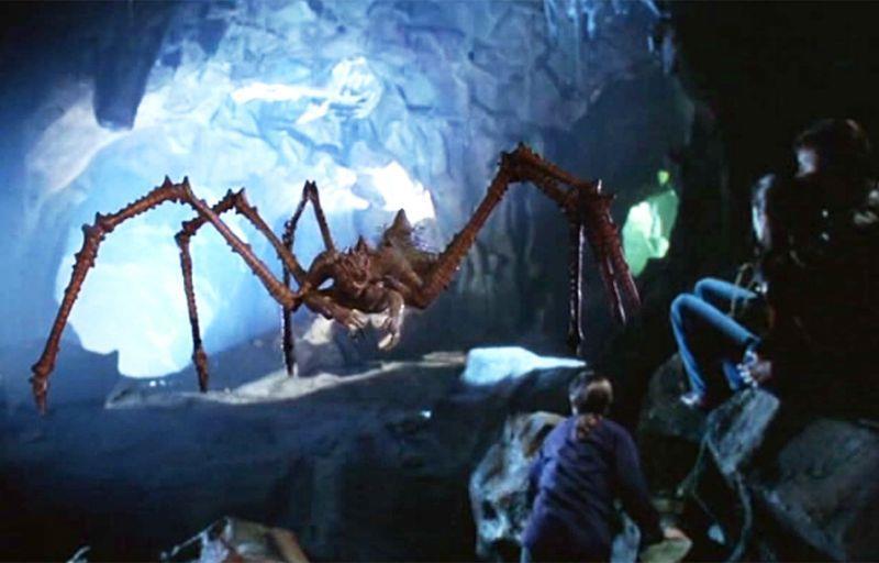 Il ragno gigante di IT minaccia i Perdenti