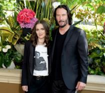 Winona Ryder e Keanu Reeves