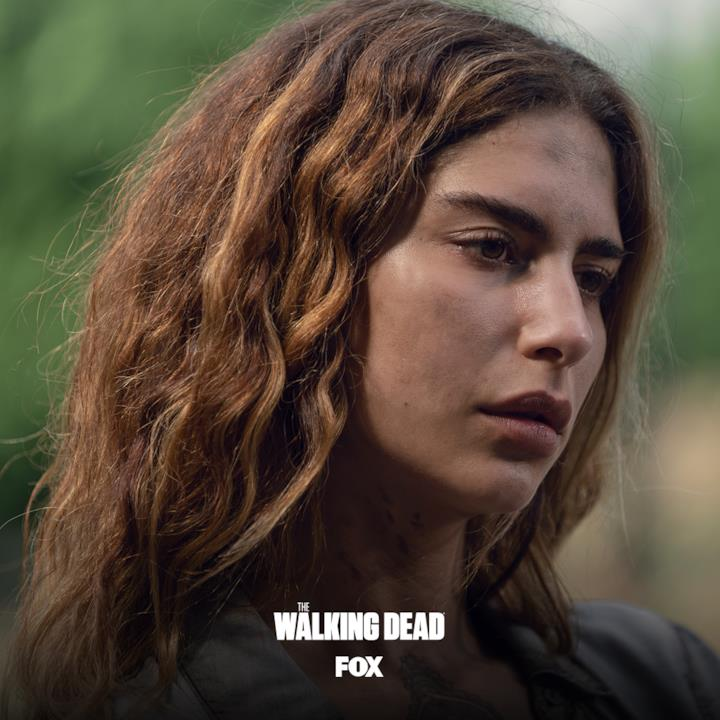 The Walking Dead 9: Magna è la leader dei nuovi personaggi