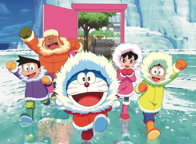 Doraemon e i suoi amici