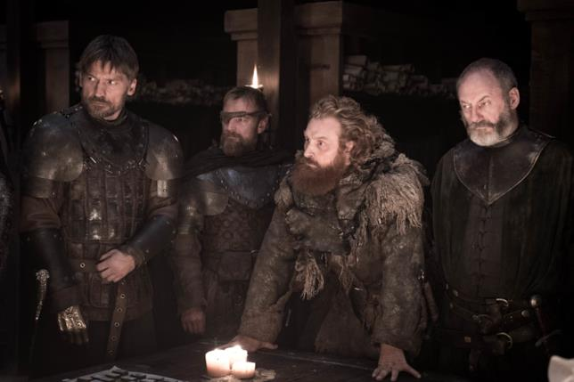 Un'immagine dall'episodio 8x02 di Game of Thrones