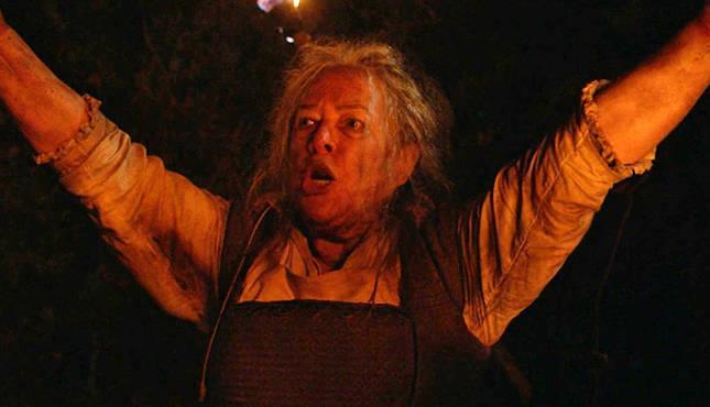 American Horror Story: Roanoke. Kathy Bates