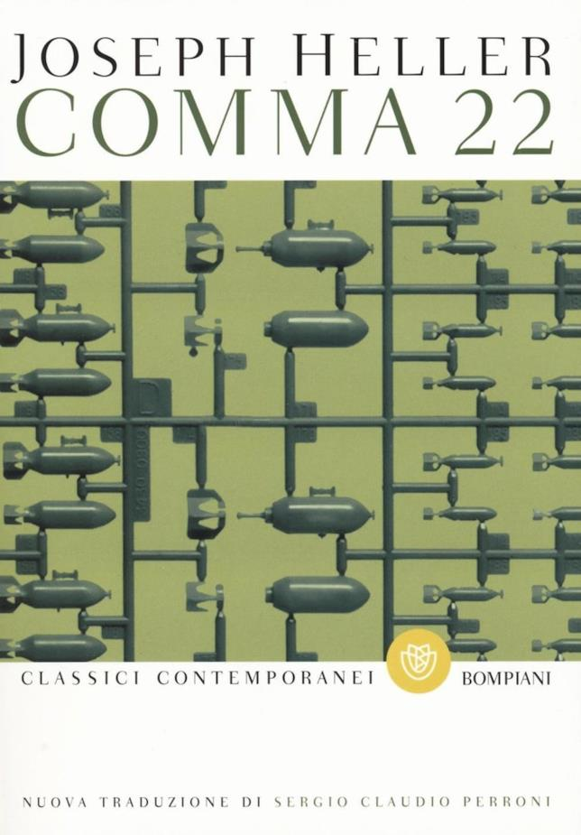 Joseph Heller: Comma 22