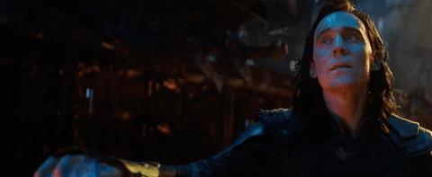 Loki consegna la Gemma dello Spazio a Thanos?
