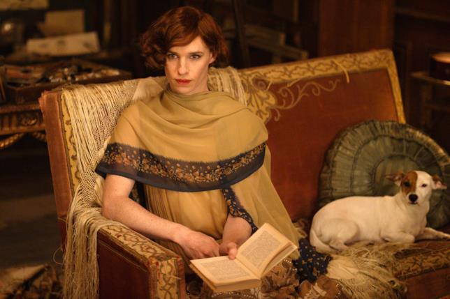 Lili Elbe, The Danish Girl