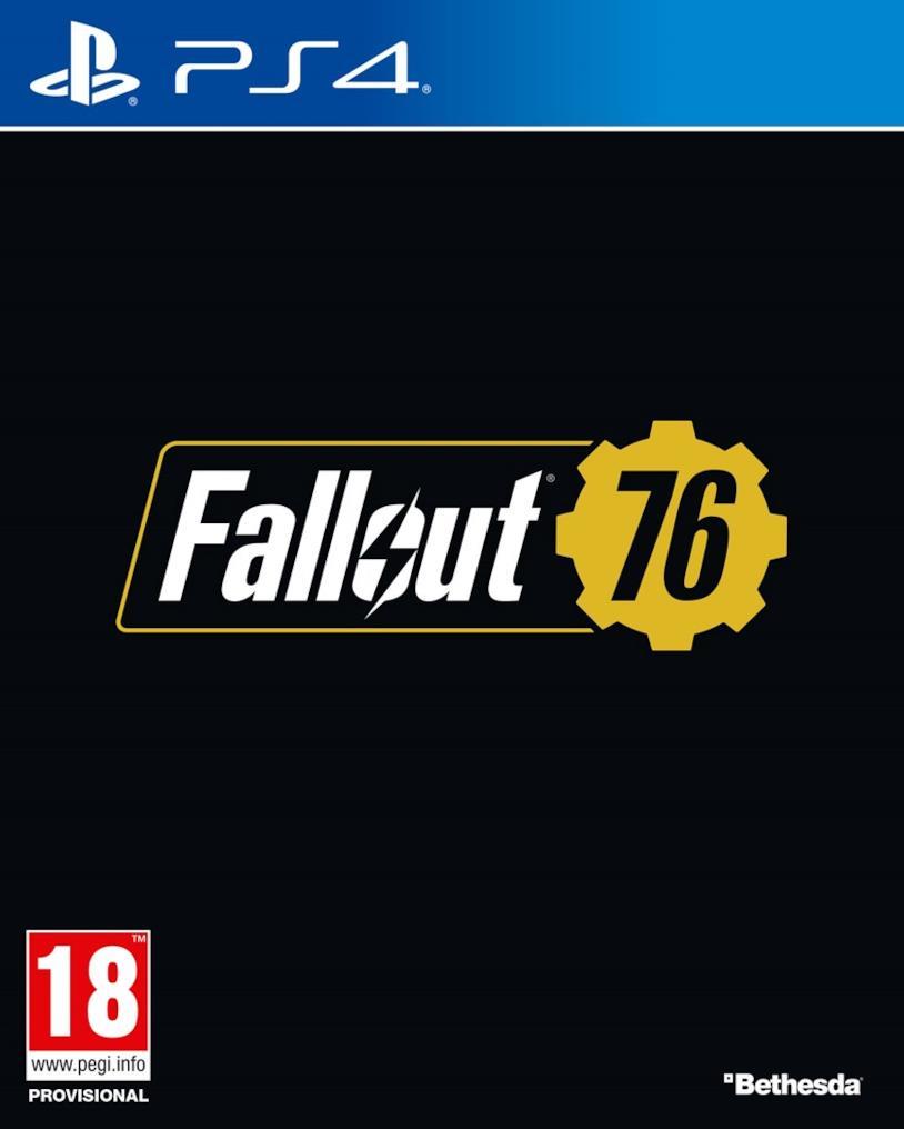 Fallout 76 in uscita il 14 novembre 2018 su PC, PlayStation 4 e Xbox One.
