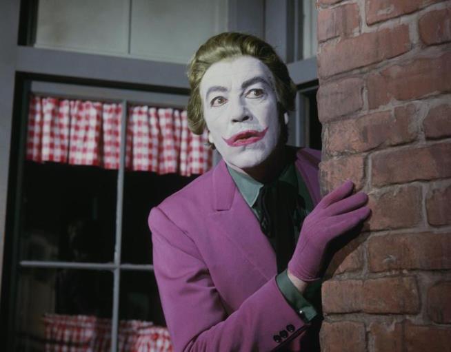 Cesar Romero il primo Joker live-action