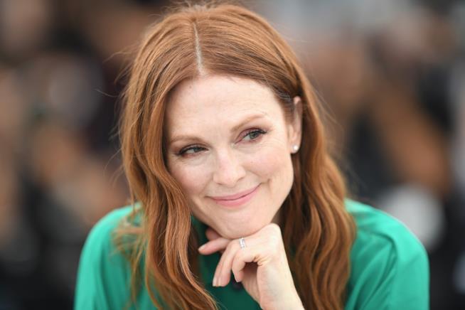 Julianne Moore a Cannes 70