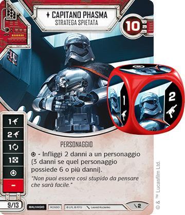 Il Capitano Phasma nella nuova versione dedicata a Star Wars 8