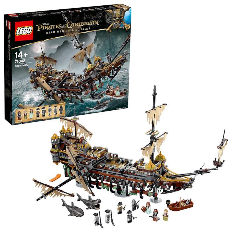 Lego Pirati dei Caraibi: Silent Mary