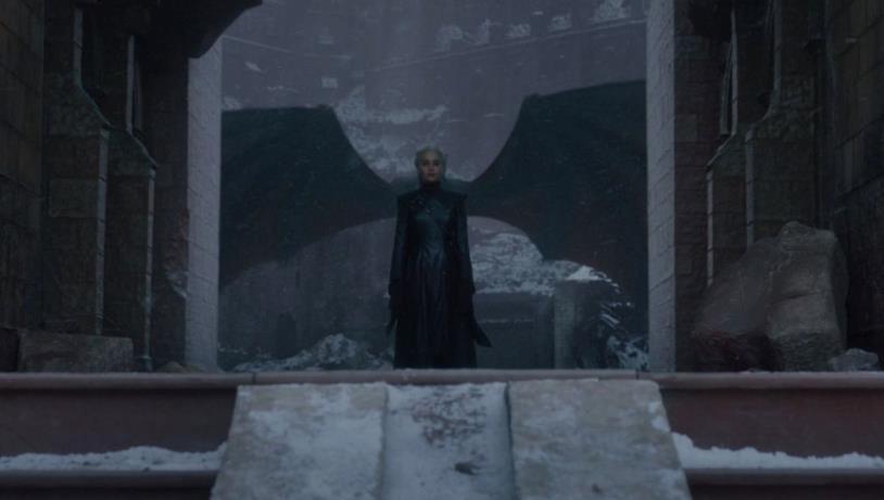 Daenerys Targaryen è la Mad Queen