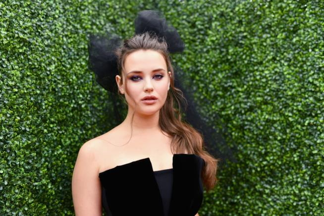 Katherine Langford  ai 2018 TV and Movie Awards
