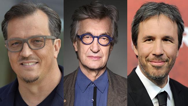 Gabriele Muccino, Wim Wenders e Denis Villeneuve