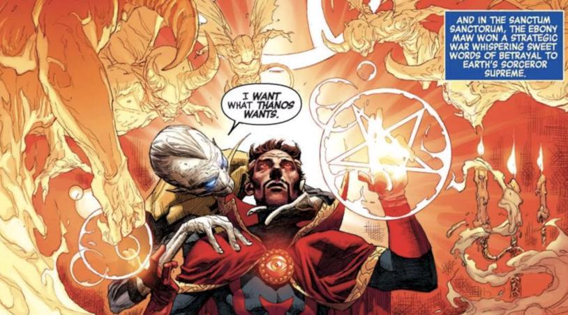 Un'immagine di New Avengers #9