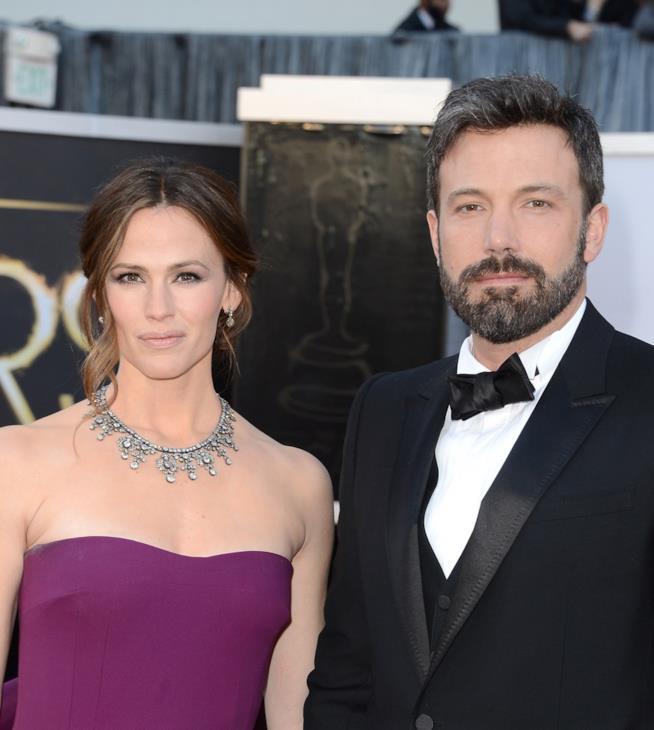 Jennifer Garner e Ben Affleck sul red carpet
