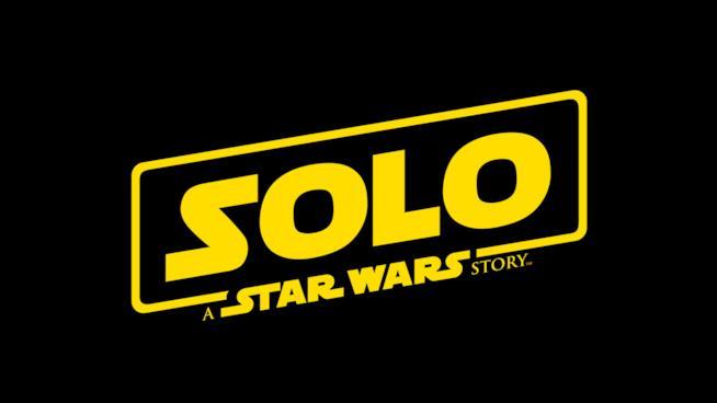 Il logo di Solo: A Star Wars Story