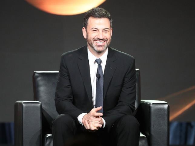 Jimmy Kimmel, presentatore Oscar 2018