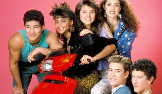 A.C., Kelly, Zack e gli altri protagonisti di Bayside School