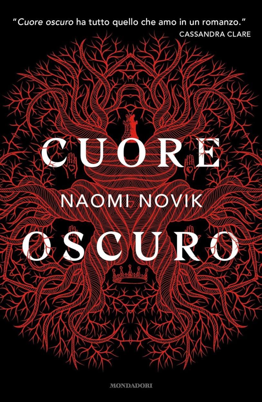 La copertina italiana di Cuore Oscuro