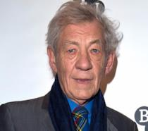 Ian McKellen a un evento ufficiale
