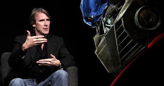 Optimus Prime e Michael Bay, il regista che ne ha consacrato il successo al cinema