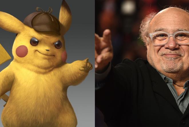 Still dal film di Pokémon Detective Pikachu