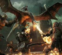 Ferro e fuoco in La Terra di Mezzo: L'Ombra della Guerra